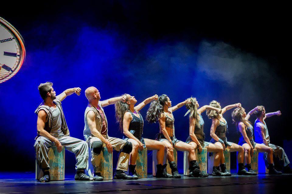 Mayumana – Racconto, danza y percusión en Vigo