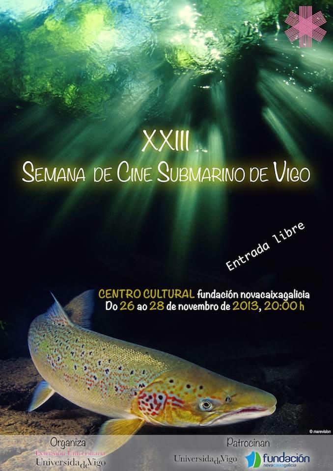 Cine submarino de Vigo 2013