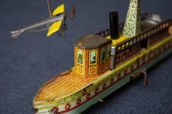 Exposición de juguetes en Vigo