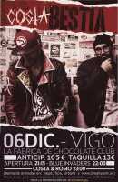 COSTA en Vigo! Rap