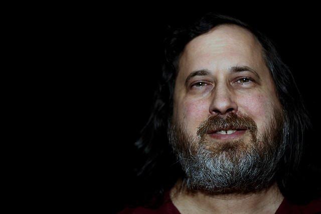 Conferencia de Richard Stallman