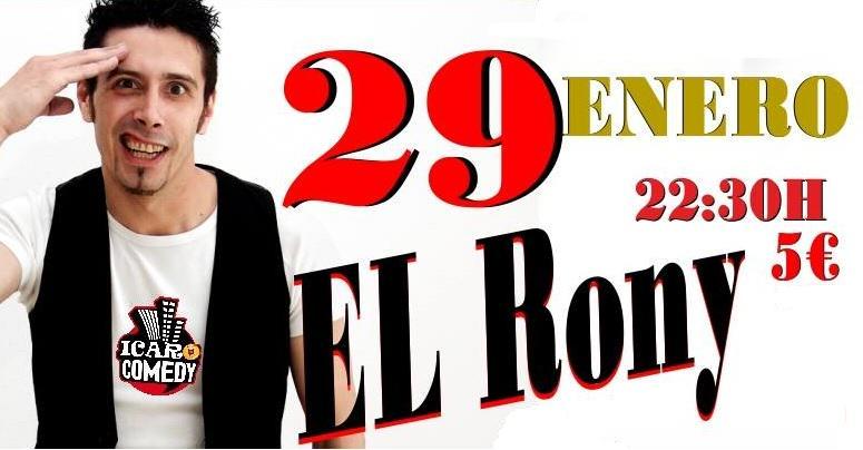 """Monólogo de """"El Rony"""""""