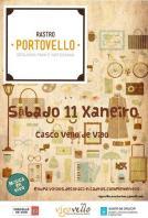 Rastro Portovello Xaneiro 2014