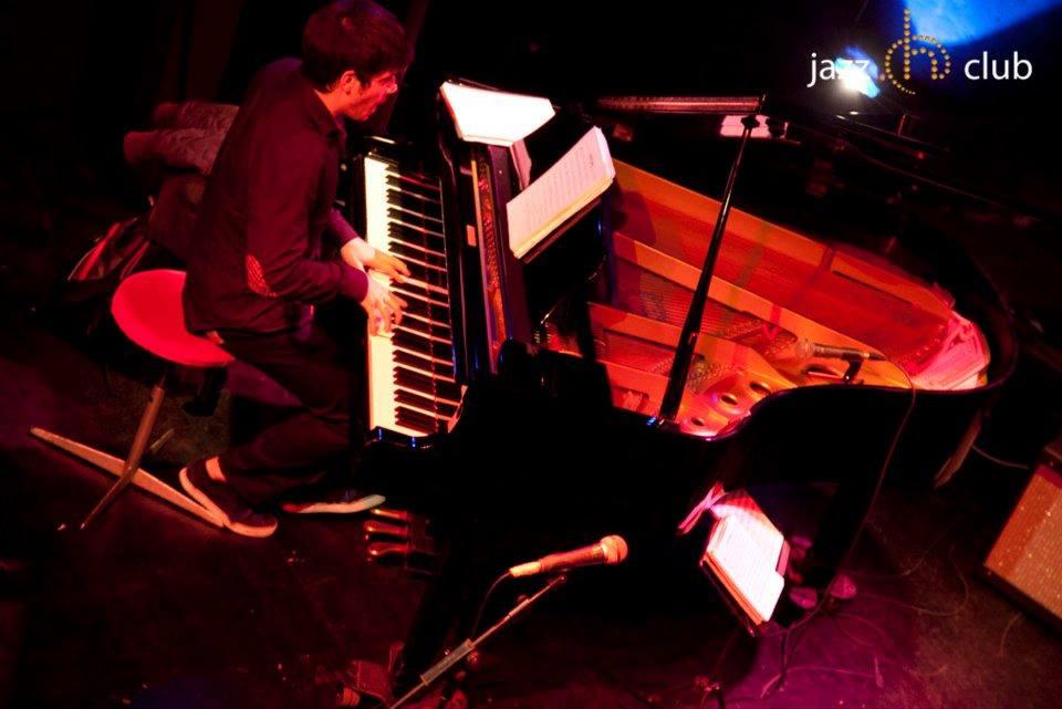 Seir Caneda Trío + Jam session