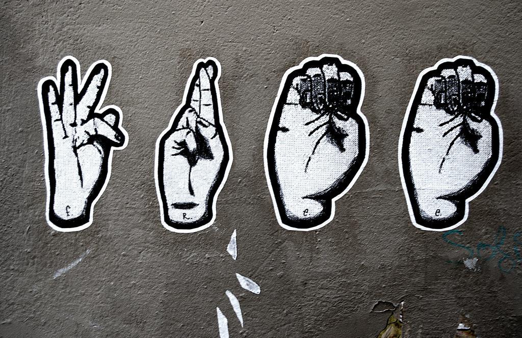 Teatro infantil en lengua de signos