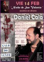 Noche San Valentín – Daniel Calá