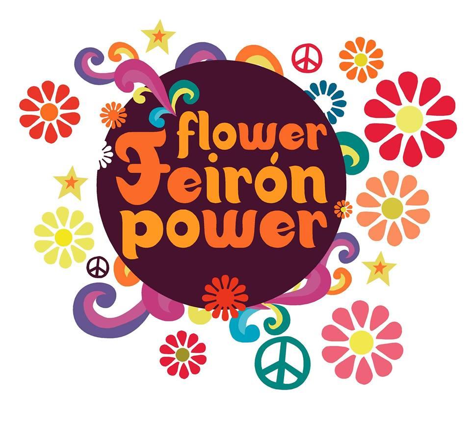 Mercadillo Flower Power Feirón de Bouzas