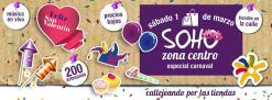 Mercadillo Soho especial Carnaval – cancelado