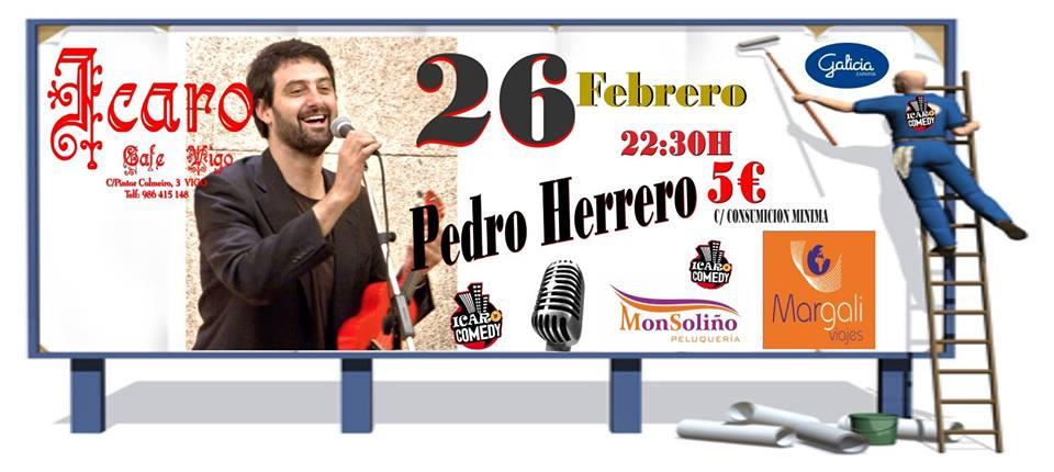 Monólogo de Pedro Herrero