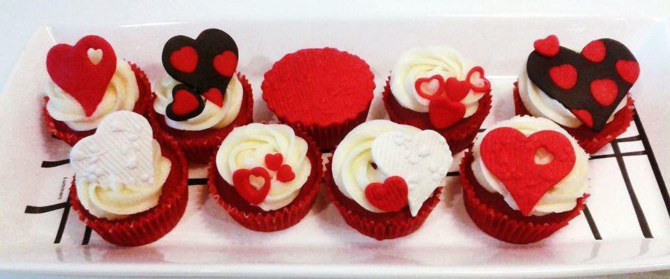 dulces de san valentin