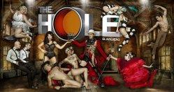 The Hole: música, circo, cabaré, burlesque e humor