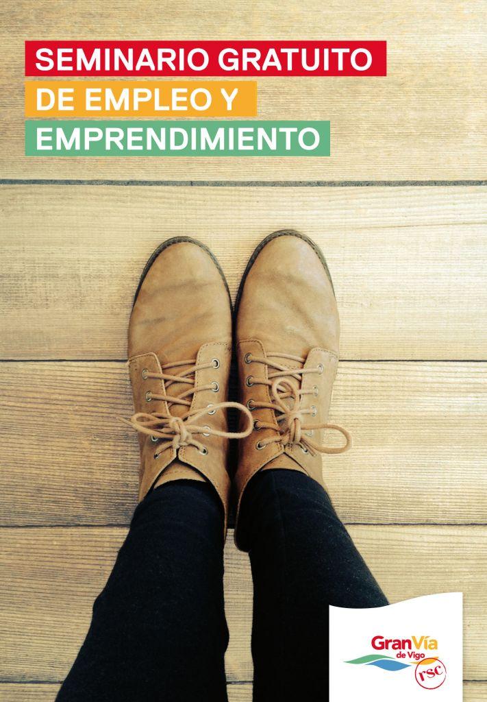 Seminarios gratuitos de empleo y emprendimiento
