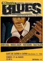 Missin Blues en concierto.