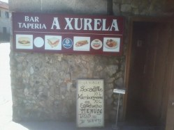 Tapería A Xurela comida XXL