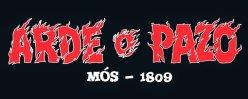 Arde o pazo – Mós 1809