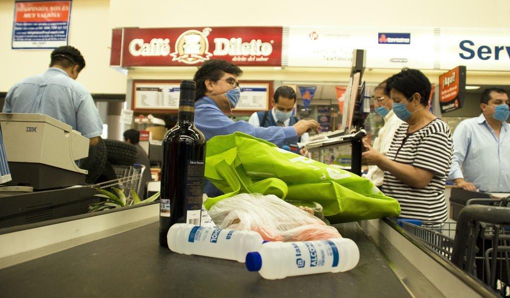 Poesía de supermercado – Super Market