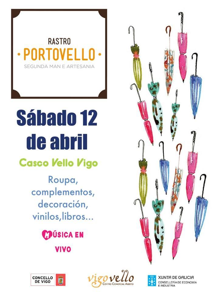Rastro Portovello Abril