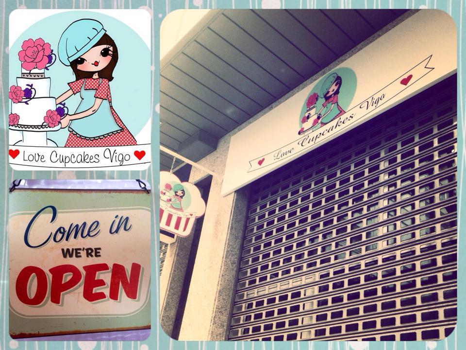 Inauguración Tienda Love Cupcakes Vigo