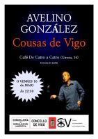 Cousas de Vigo de Avelino Gonzalez