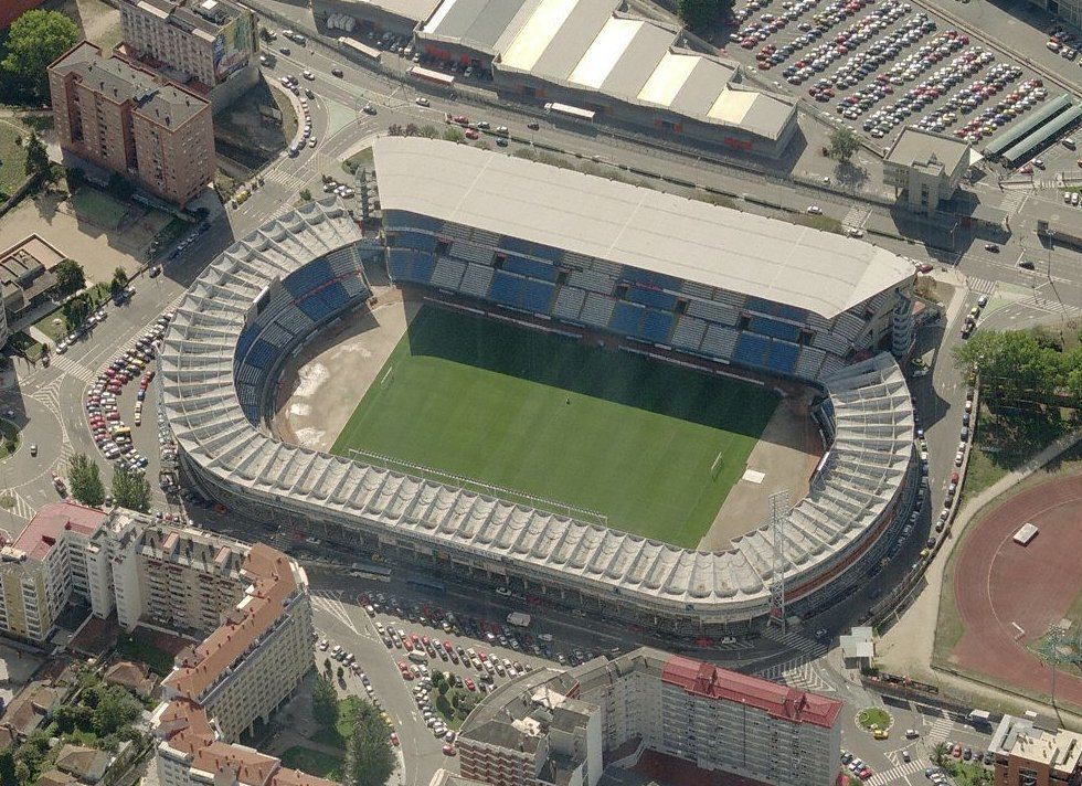 Historia del Estadio de Balaídos de Vigo