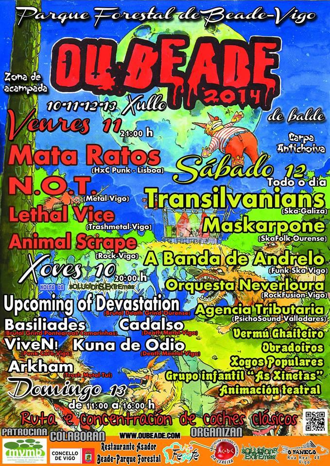 Festival OuBeade 2014