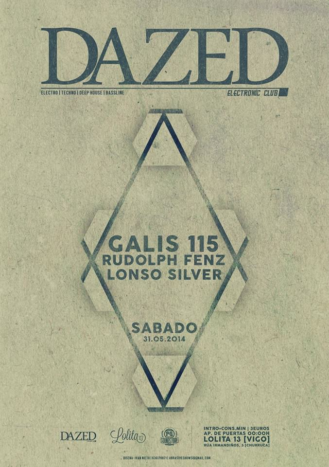 GALIS115+RUDOLPH FENZ+LONSO SILVER