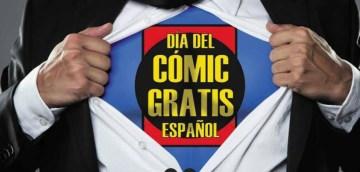 Día del Cómic Gratis Español