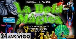 La bola mágica, el musical