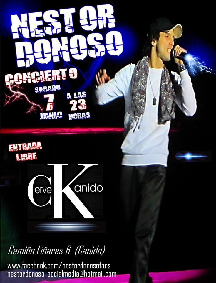 Concierto de Nestor Donoso