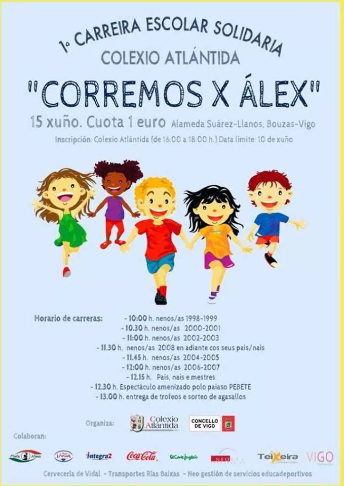 Corremos por Álex