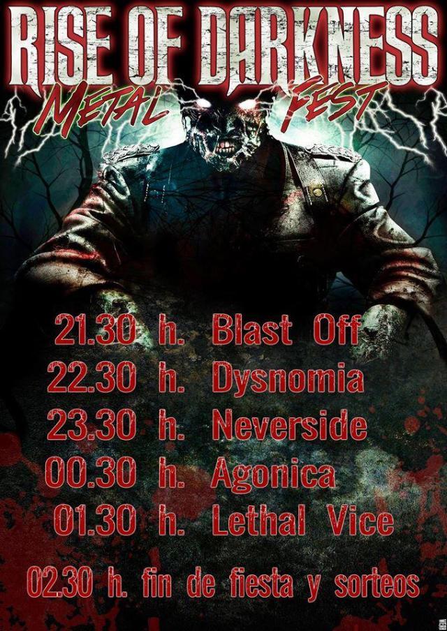 Festival Rise Of Darkness Metal Fest
