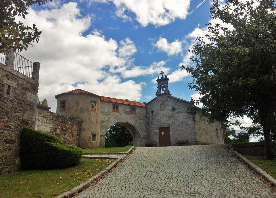 Historia del Pazo y de la Capilla de San Roque