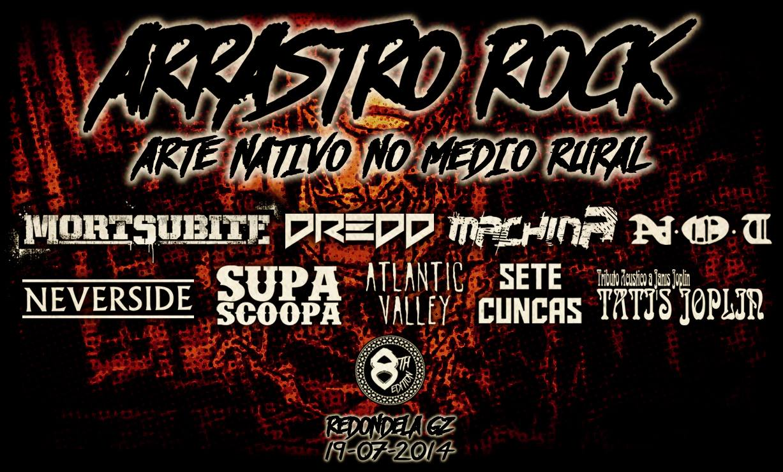 Arrastro Rock Festival 2014