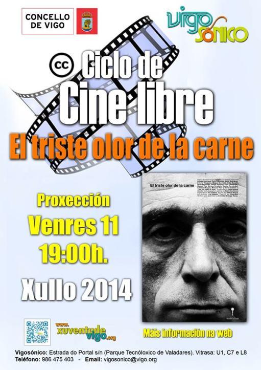 Ciclo Cine Libre Vigosónico