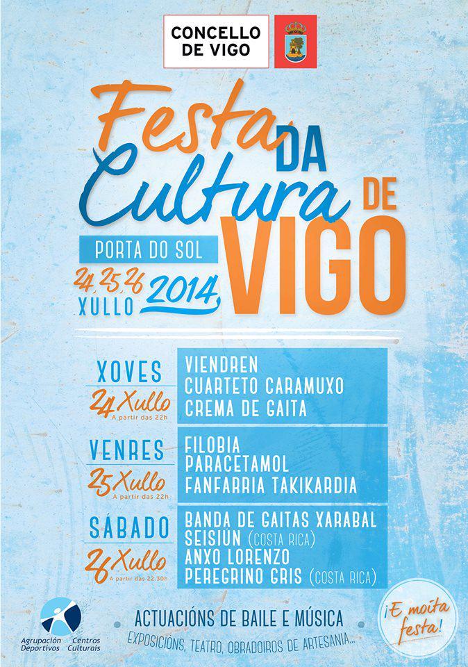 Festa da Cultura de Vigo 2014