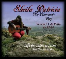 Concierto de Sheila Patricia