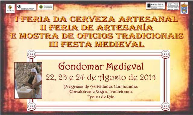 Fiesta Medieval y artesanal de Gondomar