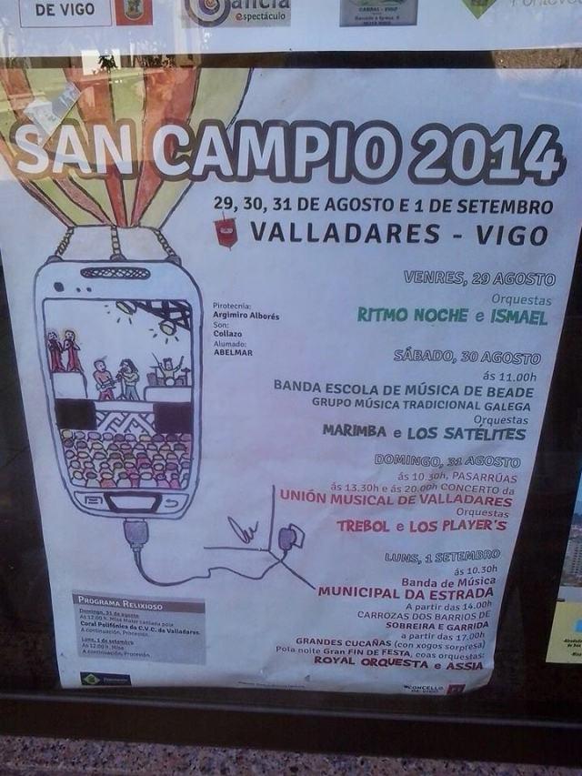 Fiestas de San Campio 2014