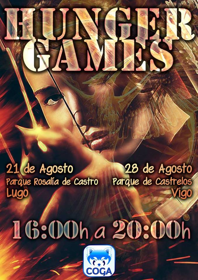 Los Juegos del hambre en Vigo