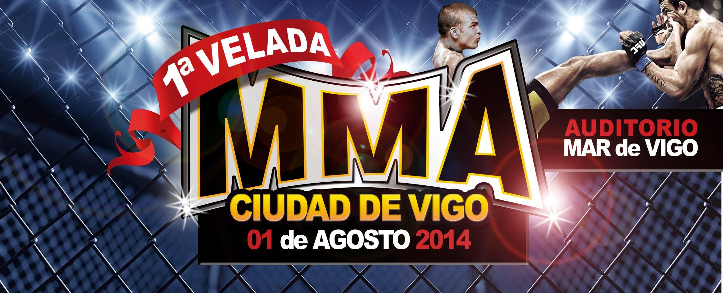 MMA en la cuidad de Vigo