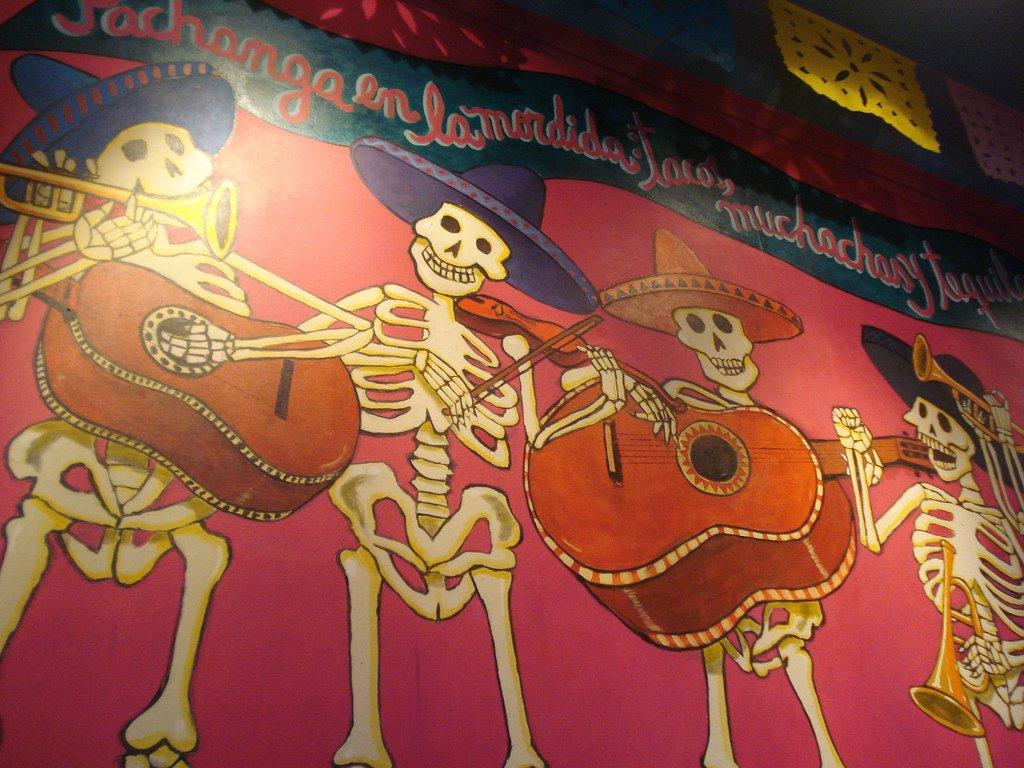 Concierto de Bacaanda Fiesta mejicana