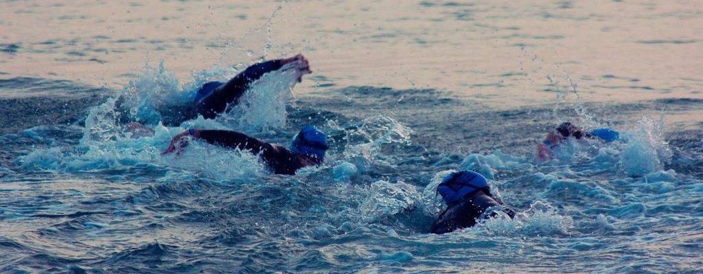 travesia a nado vigo