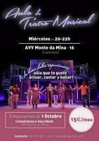 """Grupo de teatro musical """"La Cuerda"""""""