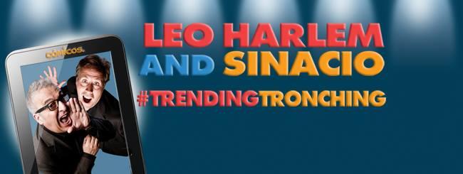 Leo Harlem y Sergio Olalla en Vigo