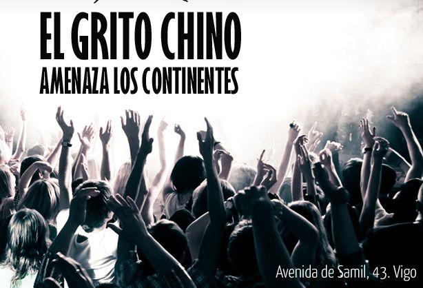 """Noche de Rock en el Maui Samil con """"El Grito Chino Amenaza Continentes"""""""