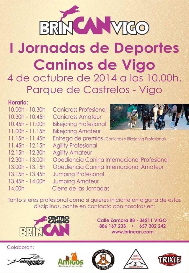Jornadas de Deportes Caninos de Vigo
