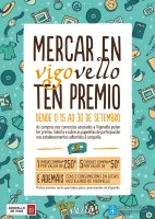 Mercar en Vigovello ten premio