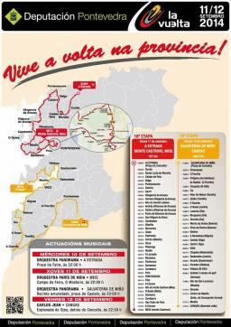 vuelta ciclista por la provincia
