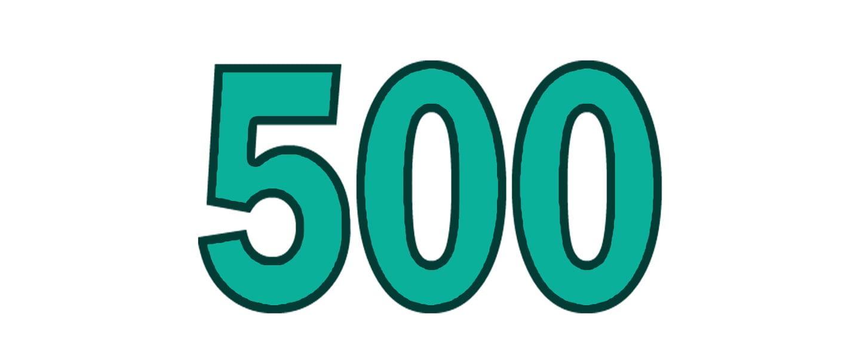 """Concurso de guiones """"Uno entre 500"""""""