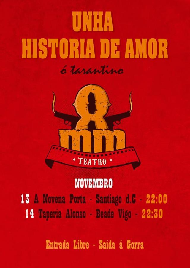 Unha Historia de amor a lo Tarantino